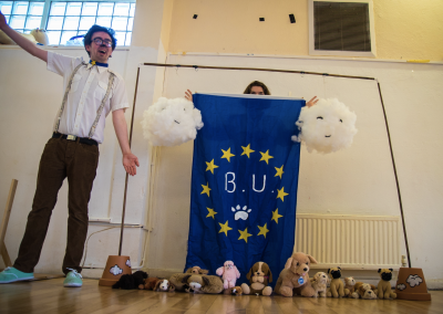 A Dog's Brexit 2018